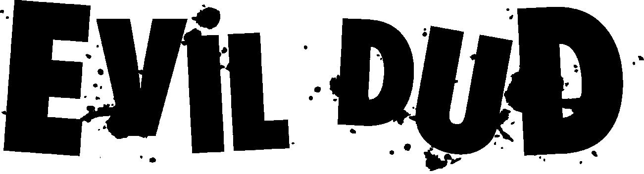 Evil Dud Logo - 55K