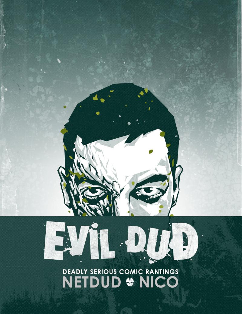 Evil Dud - Volume 1 Cover - 233K